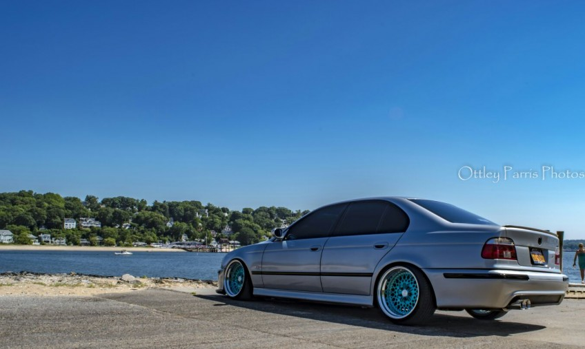 Blayton Webster 2002 BMW 540i TBGLIVE 7