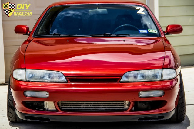 Chris Brinkley 1996 Nissan 240SX TBGLIVE 1