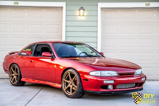 Chris Brinkley 1996 Nissan 240SX TBGLIVE 2