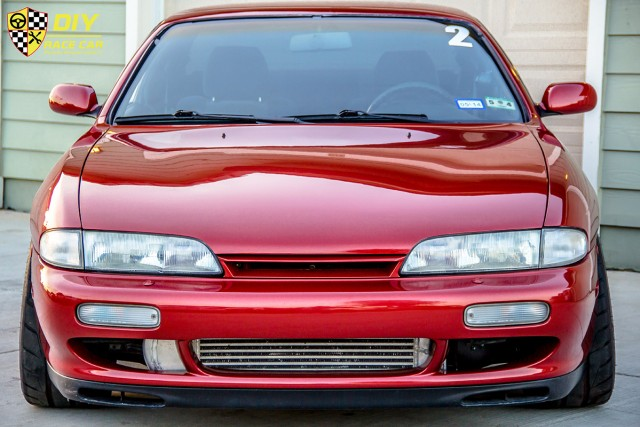 Chris Brinkley 1996 Nissan 240SX TBGLIVE 3