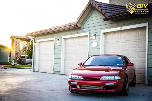 Chris Brinkley 1996 Nissan 240SX TBGLIVE 4