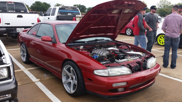 Chris Brinkley 1996 Nissan 240SX TBGLIVE 5