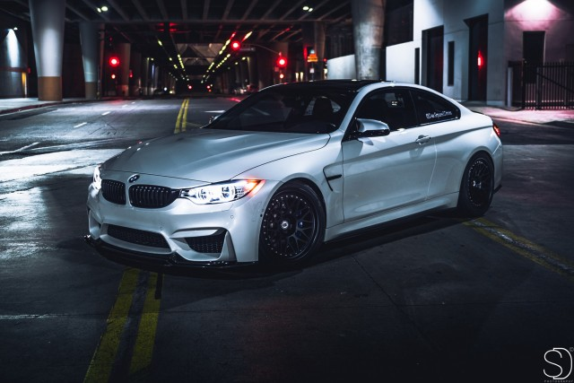 Dee Bordaje 2015 BMW M4 TBGLIVE 2