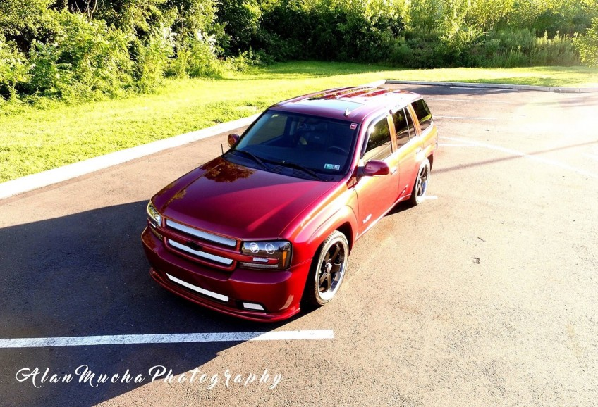 Jarvis Smith 2007 Chevrolet Trailblazer TBGLIVE 10