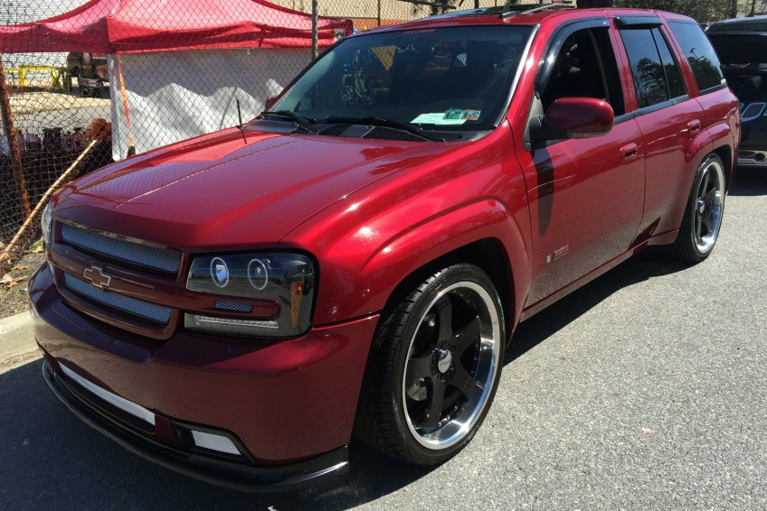 Jarvis Smith 2007 Chevrolet Trailblazer TBGLIVE 6