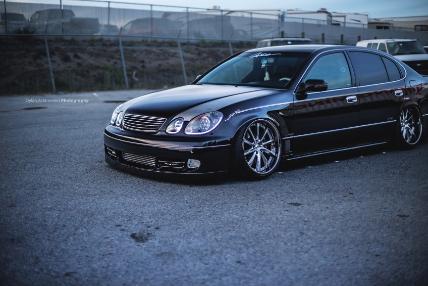 Justin Wallace 2000 Lexus GS300 TBGLIVE 6