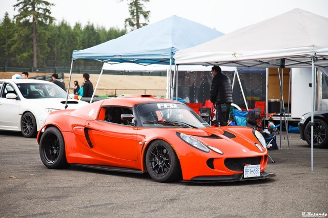 Kalson Chan 2007 Lotus Exige S TBGLIVE 9
