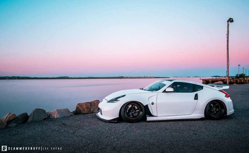 08 Lee Zheng 2009 Nissan 370Z Nismo PASMAG Tuner Battlegrounds