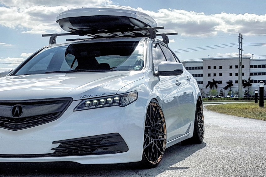 Marcus Yu 2015 Acura TLX TBGLIVE 5