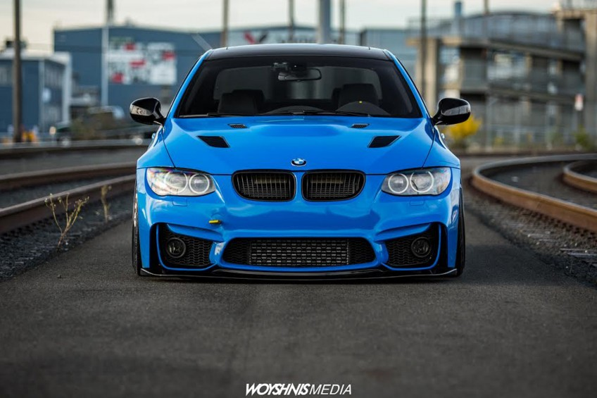 Sean Rho 2012 BMW 335i TBGLIVE 2