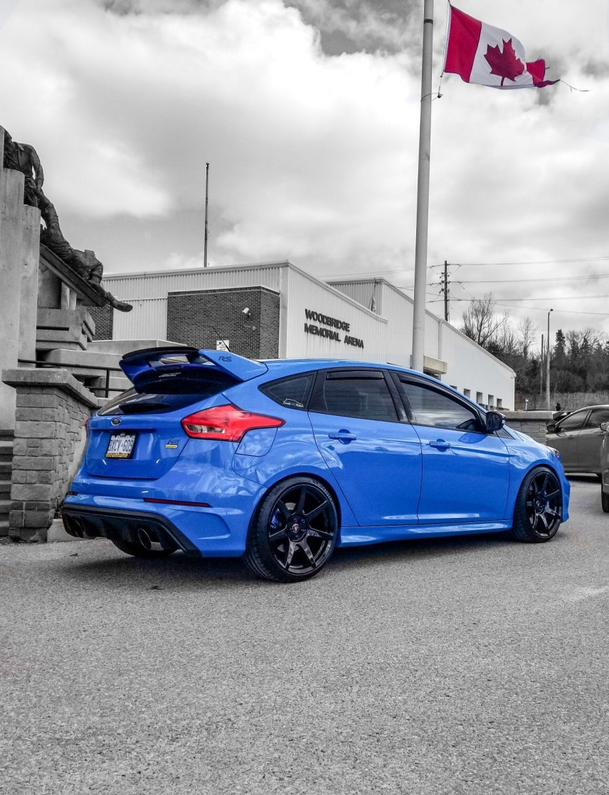 Tiago Martins 2016 Ford Focus RS TBGLIVE1